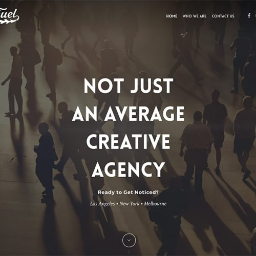 Social Fuel | Stand Out In The Crowd. Smarter Online Marketing AGENCY WEBSITE DESIGN